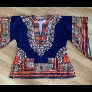 Cotton Tribal Top